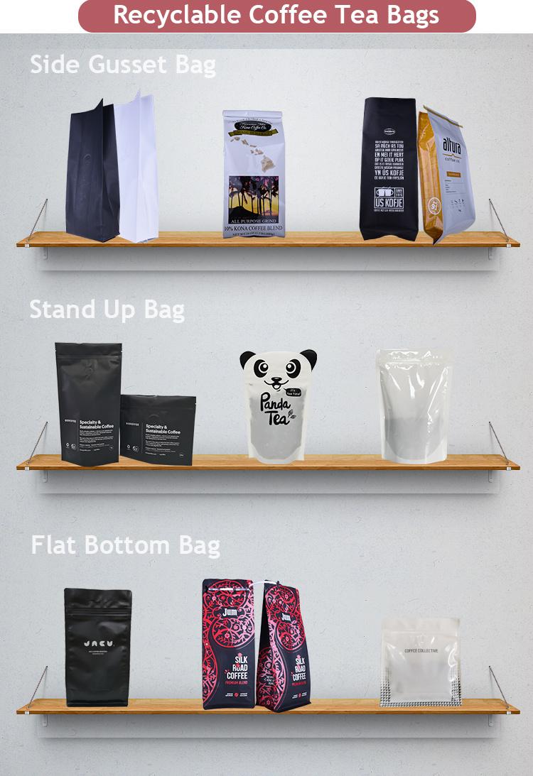 recyclable tea bag