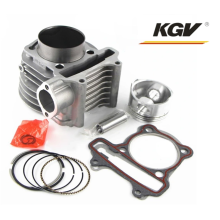 High performance motorcycle cylinder