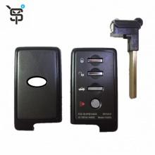 Best price OEM 4button car key shell for Subaru remote car key smart car key