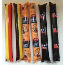 Bâtons adaptés aux besoins du client de ravitaillement de football, barre matérielle de PE La-La-La Bar