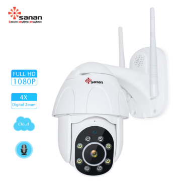4X Digital Zoom Speed ​​Dome Wireless PTZ Camera