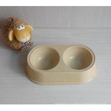 Eco Bamboo Fiber Pet Bowl (BC-PE6013)