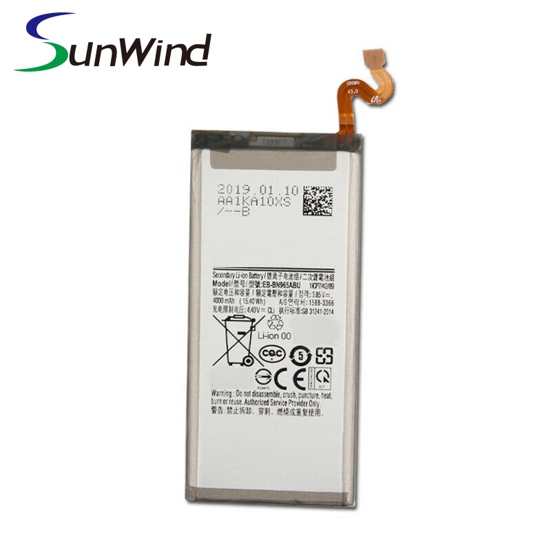 Samsung Note 9 Battery