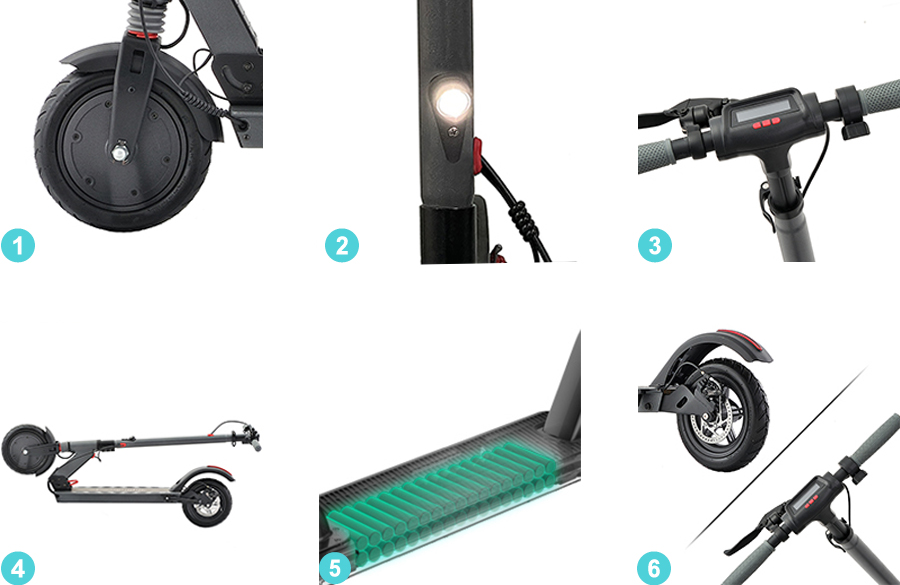 Kick Electric Scooter for Adults
