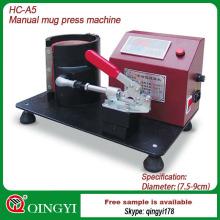 cup sublimation heat press transfer machine