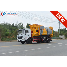 Guaranteed 100% DFAC Euro 6 Hook Lifter Truck