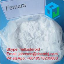 Top Qualität Aromatase Inhibitor Östrogen Pulver Letroz Femara