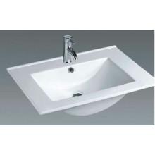 Top Mounted Bathroom Cabinet Ceramic Basin (70E)