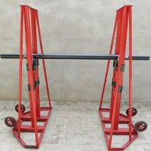 Hydraulic Cable Stand/Cable Drum Wire Reel Stand