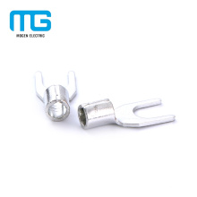 Best Seller Tin-plated Copper Non-insulated Spade Terminals