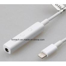 Connecteur audio éclairé à 3,5 mm pour iPhone7 / 7plus