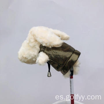 2020 Popular Golf Headcover para animales