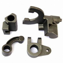Piezas de fundición de hierro gris