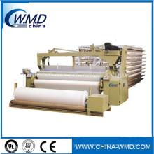 plastic bag PP&PE water jet plastic weaving machine knitting machine
