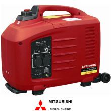 Generador refrigerado aire 3.6kv para acampar (SF2600)