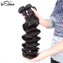 100% cabello humano de alta calidad real visón 8A 9A 10A grado crudo sin procesar paquetes de cutícula alineados sí Virgen venta al por mayor