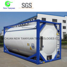 200m3 Объем крупномасштабного криогенного жидкого резервуара / танкера