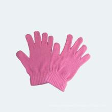 OEM Microfiber Fast Drying Hair Towel Cosmetic Gloves