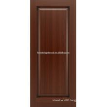 One panel oak wood, solid wood panel door design