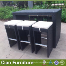 Gartenmöbel Counter Stühle, Barhocker im Freien