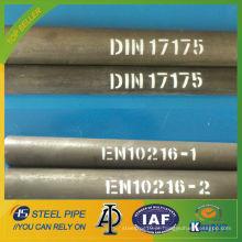 EN 10297-1 Tubagem de estrutura de aço em liga