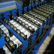 Máquina perfiladora de teja de metal