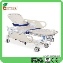 Алюминиевый транспорт для перевозки больниц