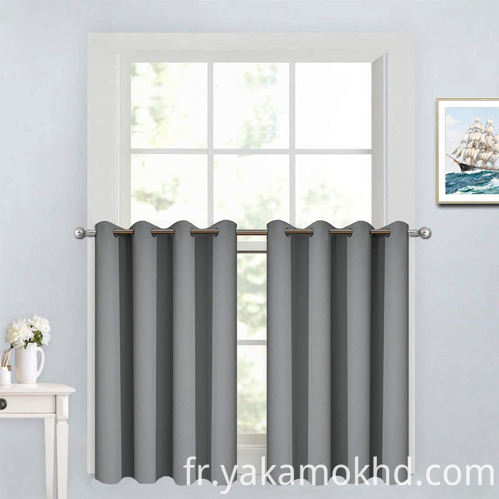 Short Window Curtains