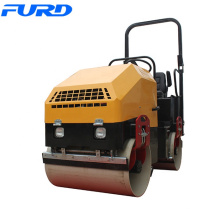 1700kg Famous Diesel Steering Pump Hydraulic Vibratory Road Roller