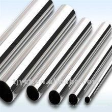 Tubo sem costura de aço inoxidável 304L