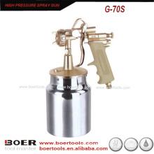 Hot Sale High Pressure Spray Gun with rubber handel G70S