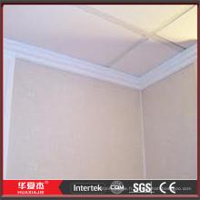 Plafond pour salle de bains équipement de plafond de salle de bains revêtement de plafond de salle de bains pvc