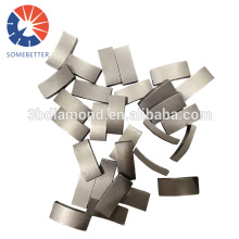 Professional manufacturer Customized 2200mm Wear resistant Limestone Diamond Segments