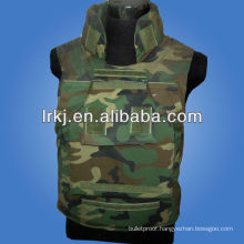 All protection style military ballistic body armor