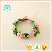 Low prices plastic garlands flower manufacuring , factory plastic garlands with cheapest price, plastic girls garlands