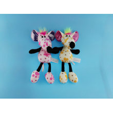 Plush Mouse Toy with Squeaker for Pets