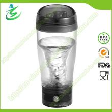 Mezclador eléctrico plástico de la coctelera de la proteína 450ml, Botella libre de BPA