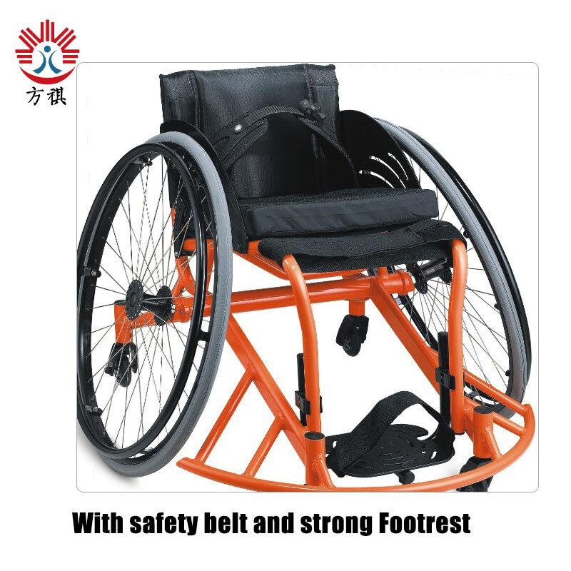 Basketball Guard Wheelchair Foot Safety Belt