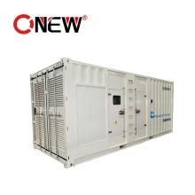 415V 1000kw 1250kVA 1000kVA Sound Proof Diesel Permanent Magnet Generator Generators Genset Saudi Arabai for Sale