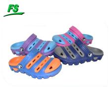 2015 usine nouveau style mode enfants eva sabots chaussure, chaussures de jardin, eva sabots