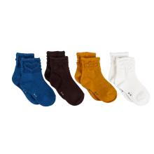 Manufacturer anti slip socks children baby socks grip non skid socks wholesale
