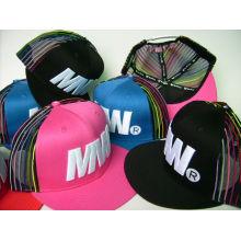 fashion mesh caps with embroidery logo /baseball mesh caps
