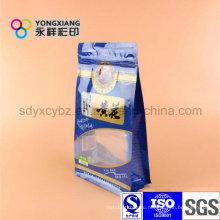 Стоя закуски пластиковый мешок с застежкой-молнией