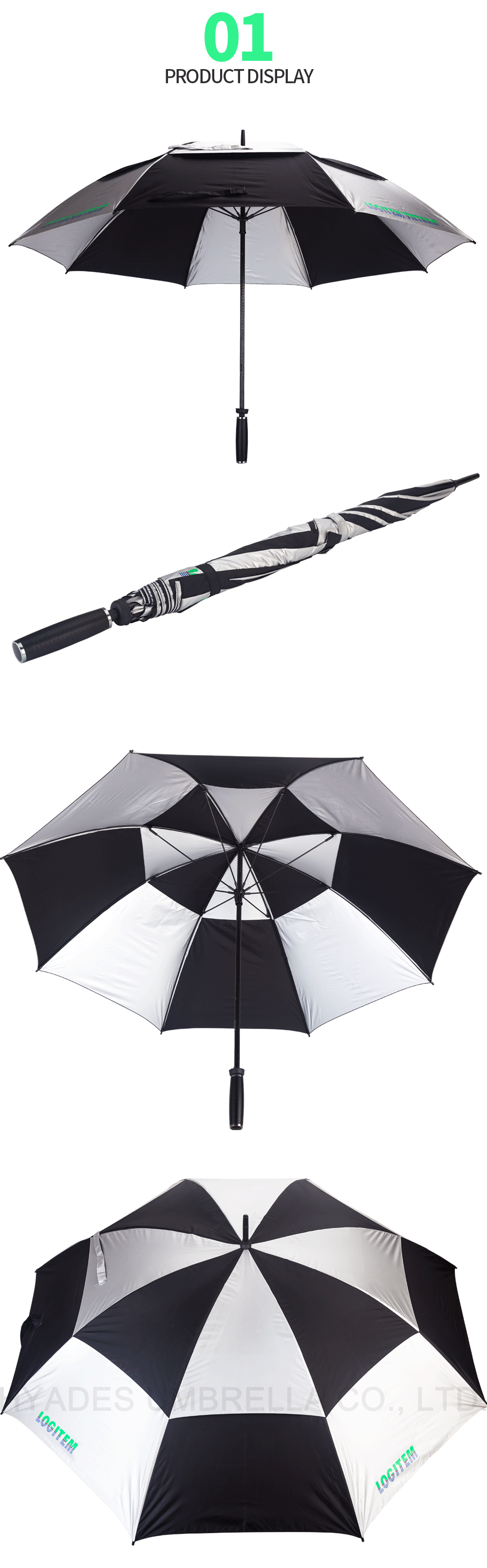 premium windproof umbrella