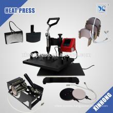 29x38cm 8in1 combo multipurpose heat press machine
