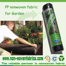 Velo de jardim não tecido de Spunbonded PP Farbic para as tampas da planta