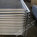 Metall-Außenzaun Temporärer Zaun