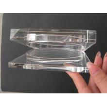 Caixa de CD de cristal para 1 PC