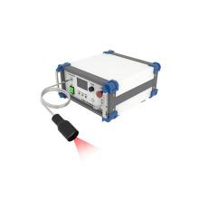 Système laser à ligne couplée par fibre