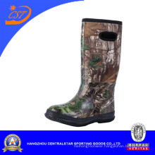 Camouflage Mens Rubber Boots Ne-06